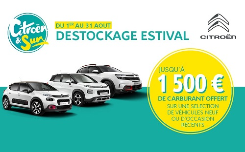 Destockage Estival